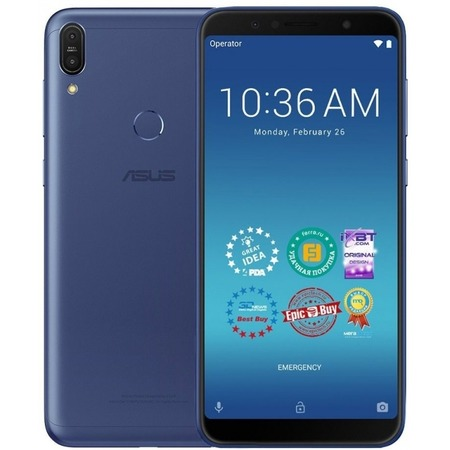 Купить Смартфон Asus ZenFone Max Pro M1 ZB602KL 4/64Gb