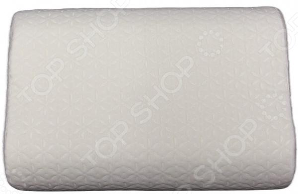 Подушка ортопедическая с эффектом памяти EcoSapiens Ortosleep анатомическая подушка с эффектом памяти