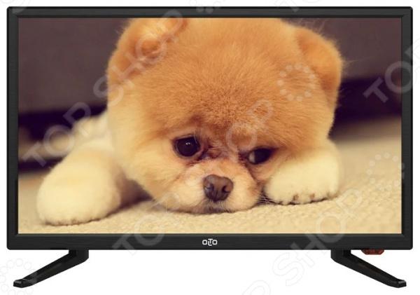 фото Телевизор Olto 22T20H, ЖК-телевизоры и панели