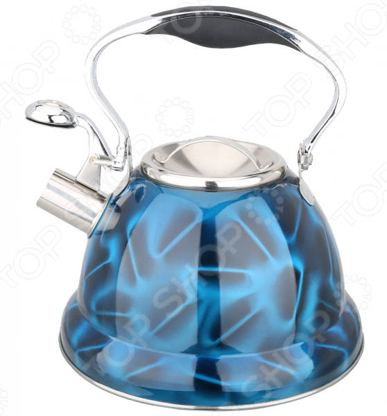 Чайник со свистком Bayerhoff BH-437