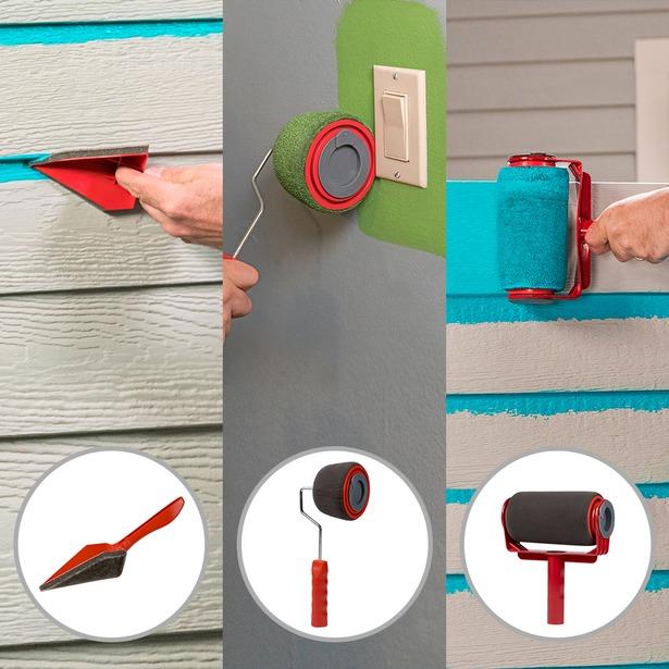 фото Набор для покраски потолка и стен Top Shop «Мастер краски 5в1»
