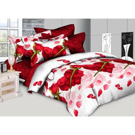 Купить Комплект постельного белья Jardin Roset. Семейный