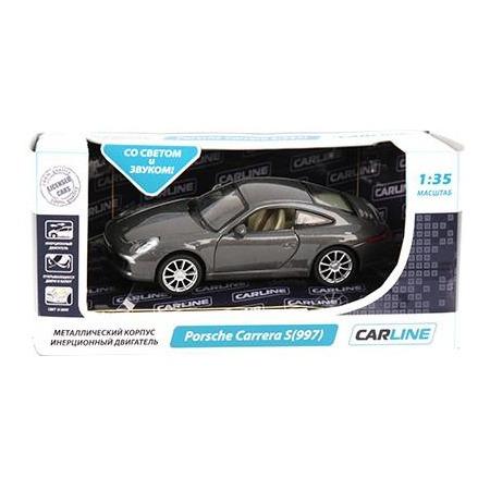 Купить Модель автомобиля 1:35 Carline Porsche 911 Carrera S. В ассортименте