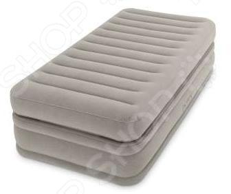 Матрас надувной Intex повышенной комфортности