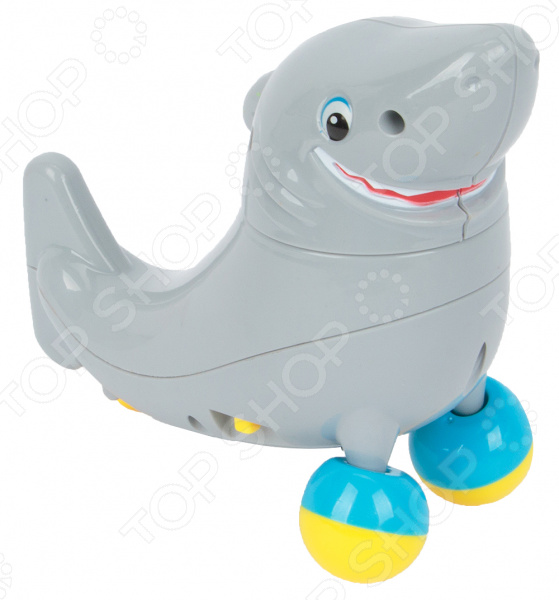 Игрушка интерактивная Наша Игрушка «Акула танцующая»
