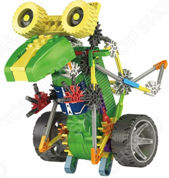 Конструктор электромеханический Ай Робот «Круглазавр»