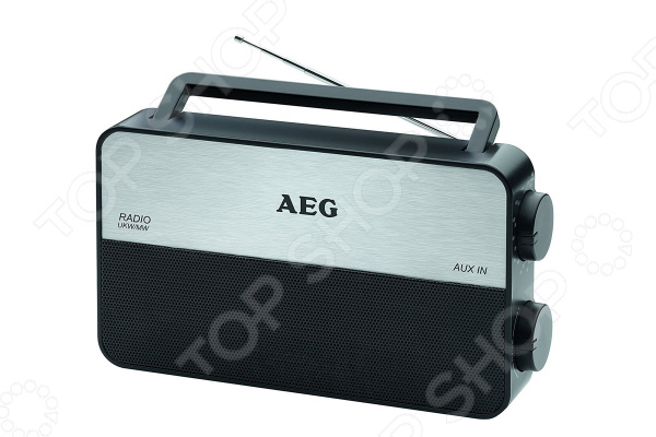 Радиоприемник AEG TR 4152 выбор mp3 плеера