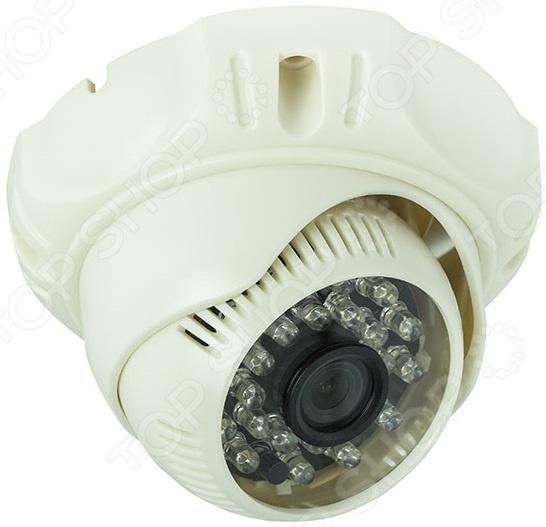 Камера видеонаблюдения купольная Rexant 45-0141 камера видеонаблюдения купольная уличная rexant 45 0134