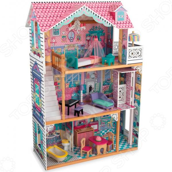 Кукольный дом с аксессуарами KidKraft «Аннабель»
