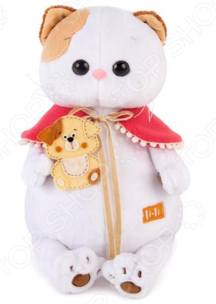 Мягкая игрушка BUDI BASA «Ли-Ли с собачкой»