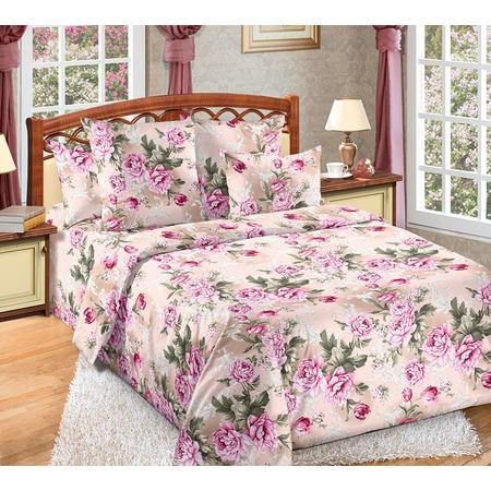 Купить Комплект постельного белья Белиссимо «Белый сад». Евро