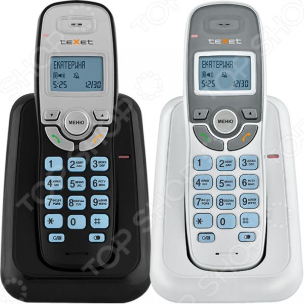 Радиотелефон Texet TX-D6905A радиотелефон