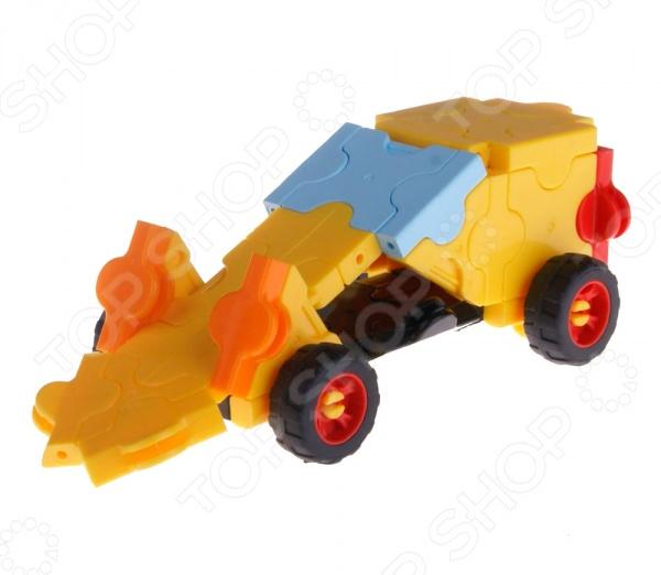 Конструктор-игрушка для ребенка AVToys «Автомобиль: Комета»