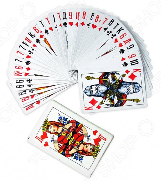 Карты игральные Action TX44795 (0072) карты игральные action tx44795 0072