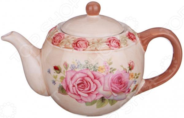 Чайник заварочный Agness «Розарий» 358-1004