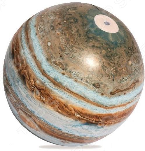 Мяч надувной с подсветкой Bestway «Юпитер» мяч пляжный 41см bestway 31004