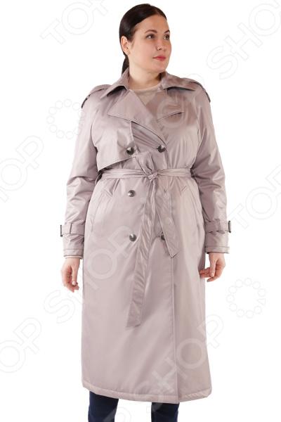 Пальто PitGakoff «Касабланка» утепленное