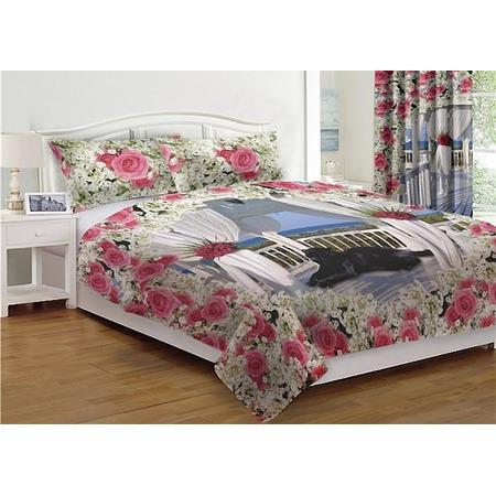 Купить Комплект для спальни: покрывало и наволочки «Аделаида»
