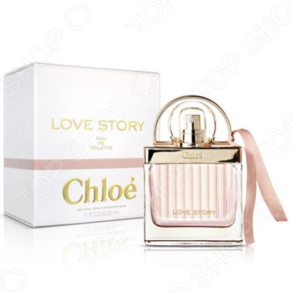 Туалетная вода для женщин Chloe Love Story