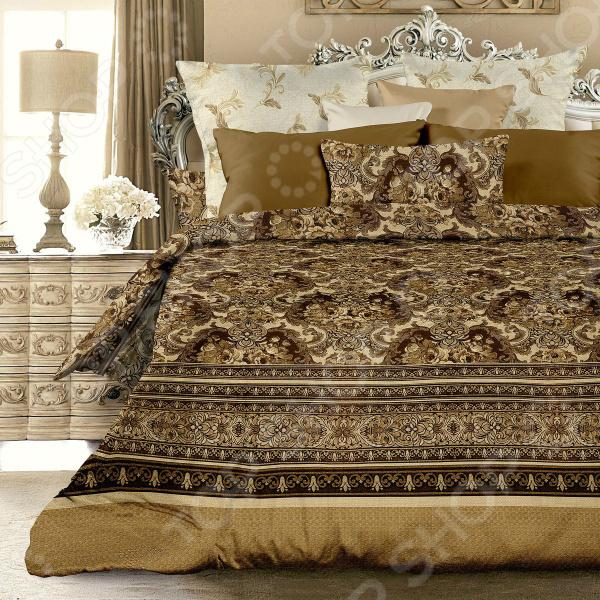 Комплект постельного белья Унисон «Монарх» комплект постельного белья унисон криолло