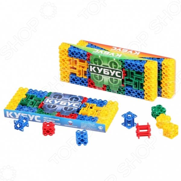Конструктор игровой Биплант «Кубус новый» конструктор биплант 11029 кубус малая упаковка 40 элементов новый