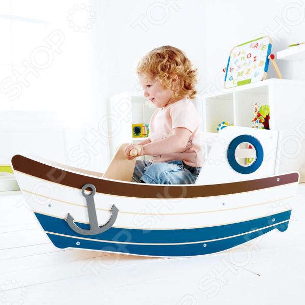 Лодка-качалка Hape «Открытое море»