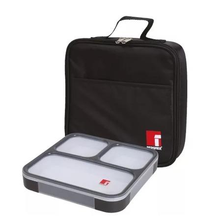 Купить Контейнер для ланча в сумке Bergner BG-5756 BK