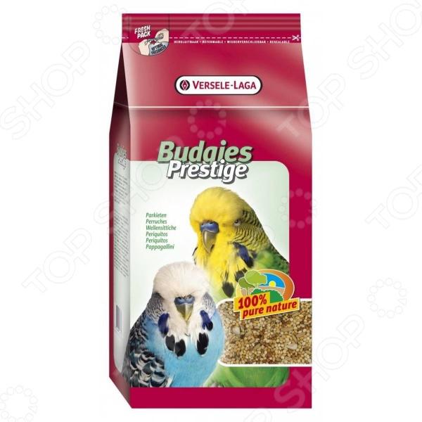 Корм для волнистых попугаев Versele-Laga Budgies Prestige корма и питание