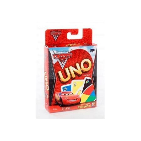 Купить Игра настольная Mattel Уно «Тачки»