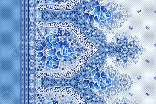 Полотенце вафельное ТексДизайн «Василиса» полотенце для кухни арти м джинсовое сердце