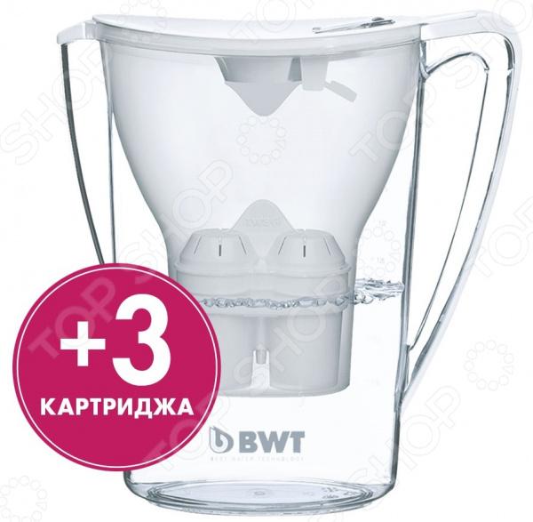 Фильтр-кувшин для воды с картриджами BWT «Пингвин» цена