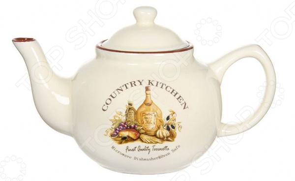 Чайник заварочный Terracotta «Сардиния»