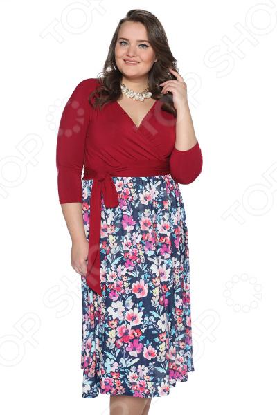 Платье Матекс «Ванильные мечты». Цвет: бордовый вафли gullon ванильные без сахара 210г