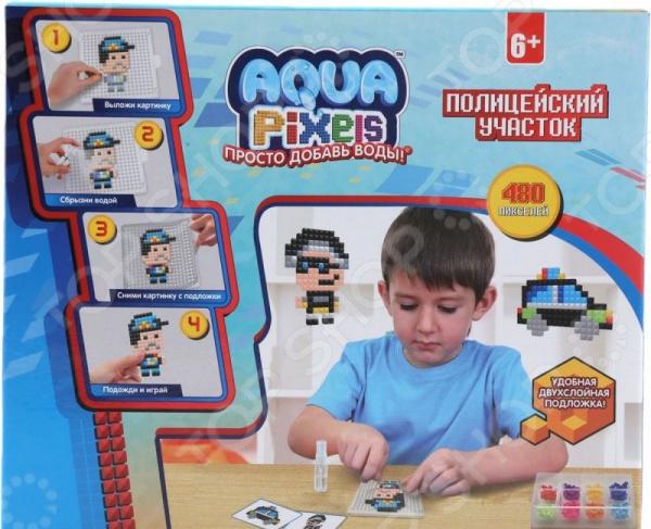Мозаика 1 Toy «Полицейский участок» dave toy полицейский участок 32024