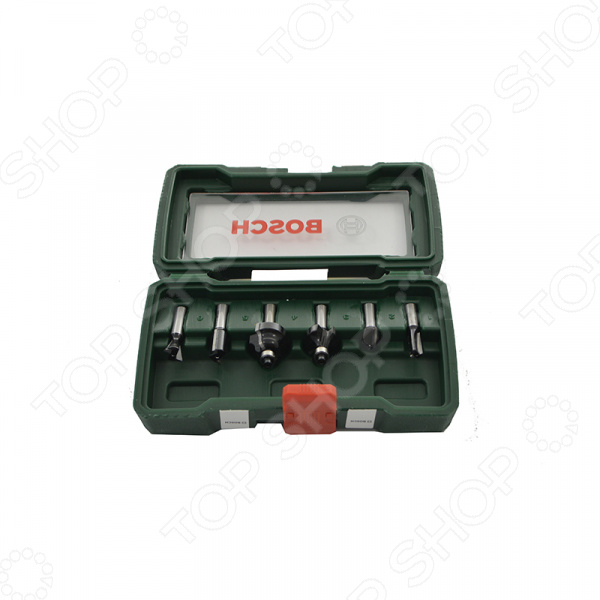 Набор фрез Bosch 2607019463