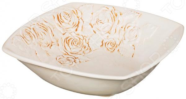 Салатник Annaluma «Роза» 628-574