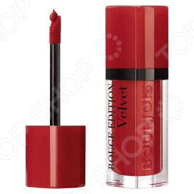 Блеск для губ Bourjois Rouge Edition Velvet