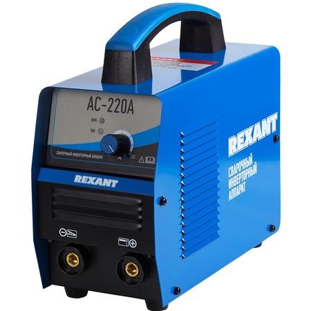 Купить Сварочный аппарат инверторный Rexant АС-220А