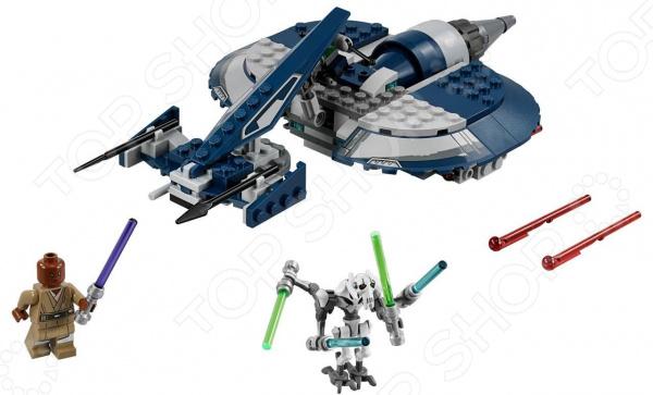 Конструктор для мальчика LEGO Star Wars «Боевой спидер генерала Гривуса»