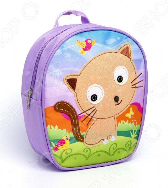 Рюкзак дошкольный Росмэн «Кошка» росмэн рюкзак дошкольный кошка