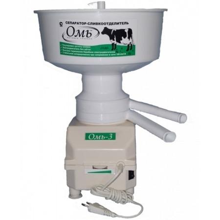 Купить Сепаратор для молока Омь 3М