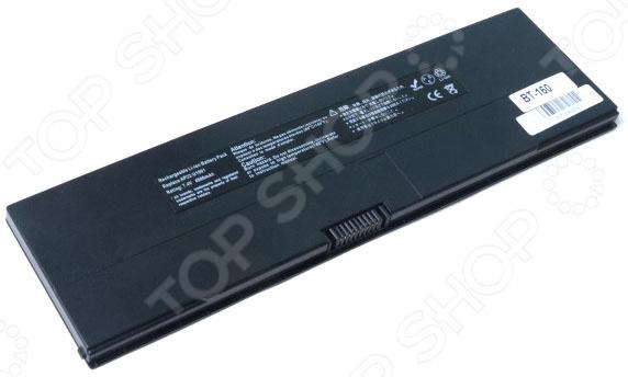 Аккумулятор для ноутбука Pitatel BT-160 аккумулятор asus eee pc s101 asx s101 4900 mah
