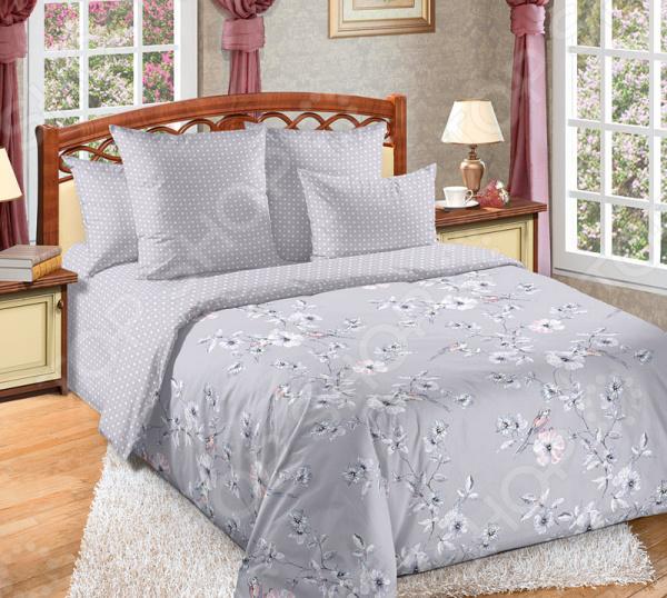 Комплект постельного белья Королевское Искушение «Камилла 1» комплект постельного белья королевское искушение комплимент ткань перкаль
