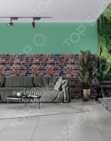 Панель стеновая самоклеящаяся Ricotio «Старый Город» 3D