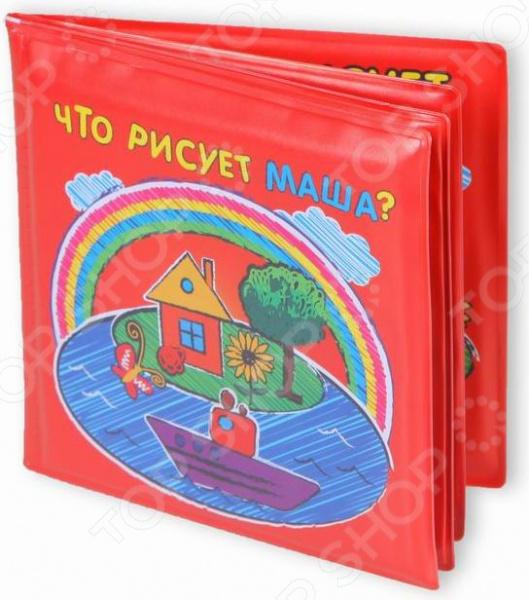 Книжка для ванны развивающая Yako 1724247