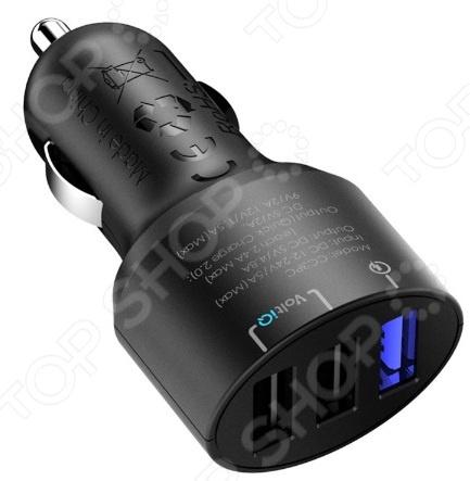 Устройство зарядное автомобильное Tronsmart CC3PC зарядное с бустером купить в мурманске