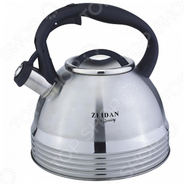 Чайник со свистком Zeidan Z-4129