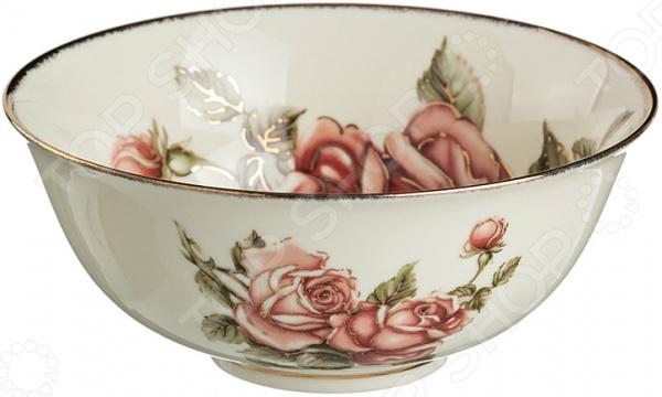 Салатник Lefard «Корейская роза» полотенце для кухни арти м корейская роза