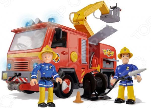 Игровой набор с фигурками Simba «Пожарный Сэм. Пожарная машина»