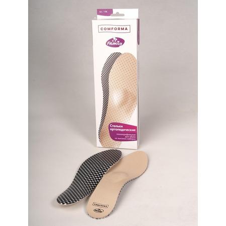 Купить Стельки ортопедические для обуви на высоком каблуке Comforma Family С 19К